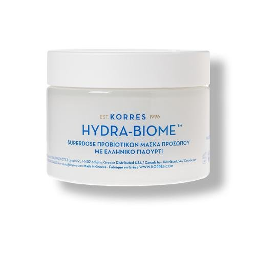 Greek Yoghurt Hydra-Biome Maske Thumbnail 1