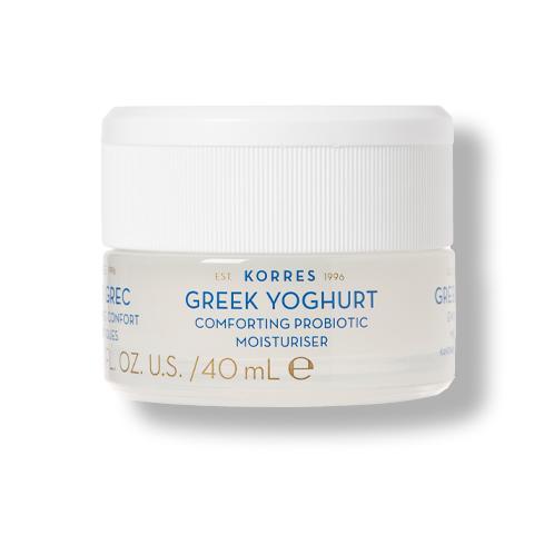 Greek Yoghurt Beruhigende probiotische Feuchtigkeitscreme