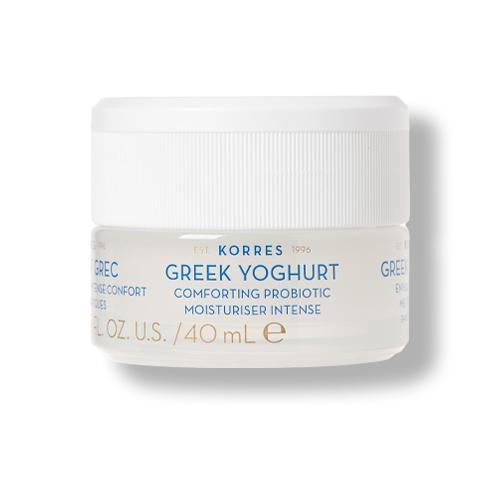 Greek Yoghurt Beruhigende + intensiv nährende probiotische Feuchtigkeitscreme