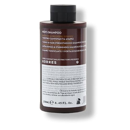 Magnesium & Wheat Proteins Shampoo Thumbnail
