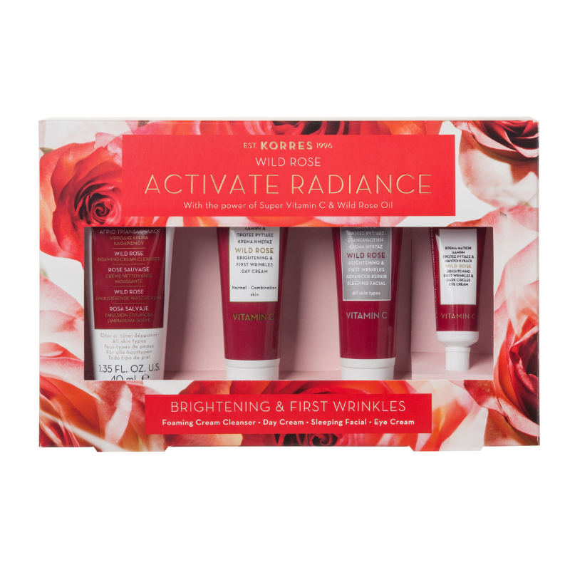 Wild Rose Set Activate Radiance Thumbnail