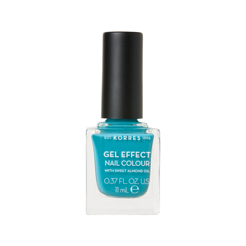 Sweet Almond Oil Gel-Effekt Nagellack - Nr. 82 Pool waves Thumbnail