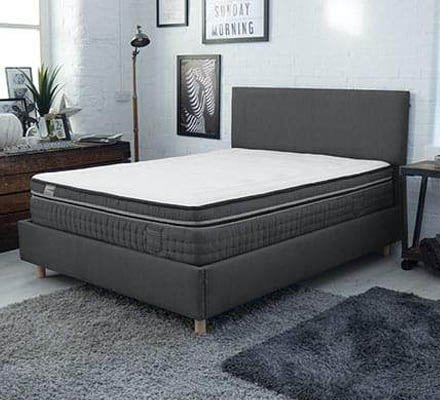 Sid Noir Memory Foam Mattress