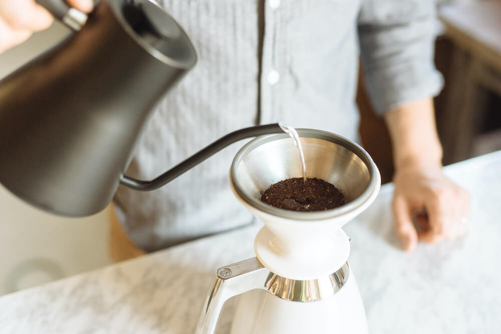 Ratio Eight Thermal Carafe & Dripper key feature 2