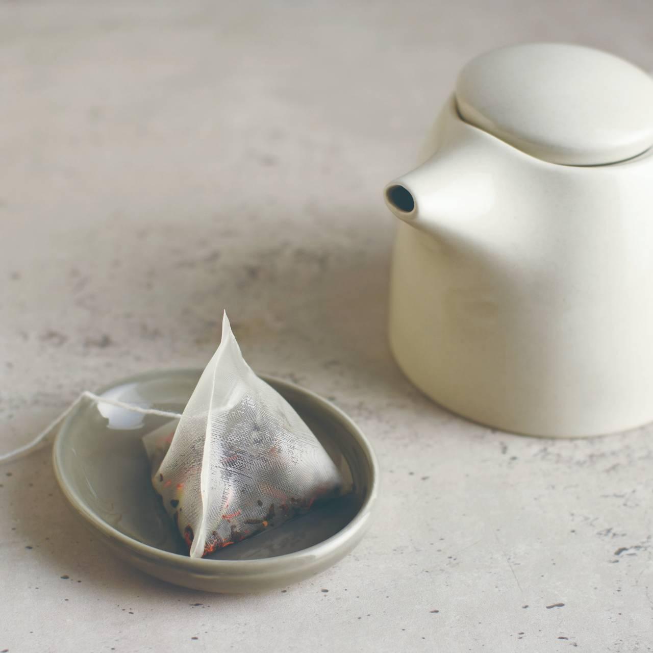 KINTO TOPO TEA BAG REST 100MM WHITE THUMBNAIL 3