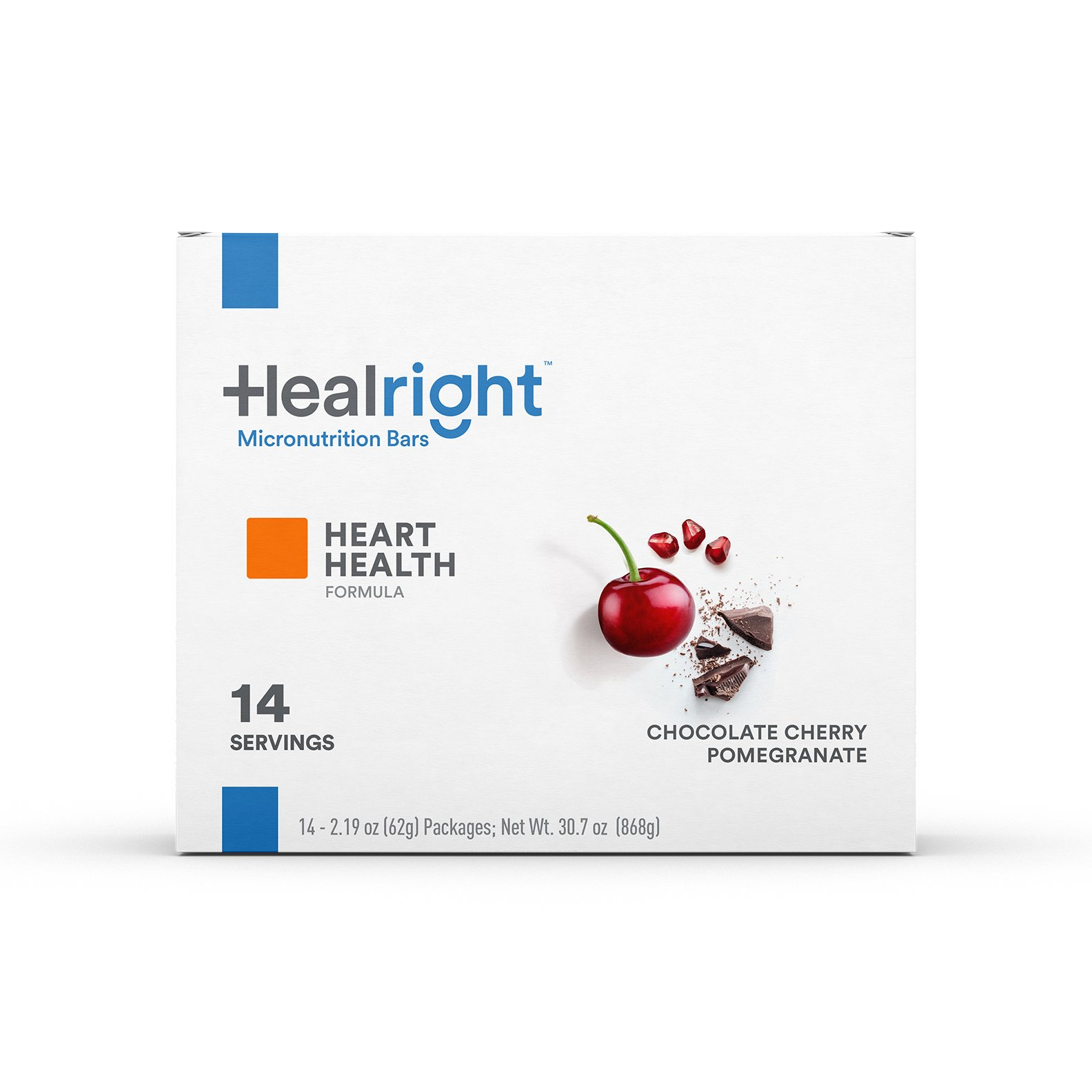 50% Off Gut + Heart Health Daily with Chocolate Cherry Pomegranate flavor