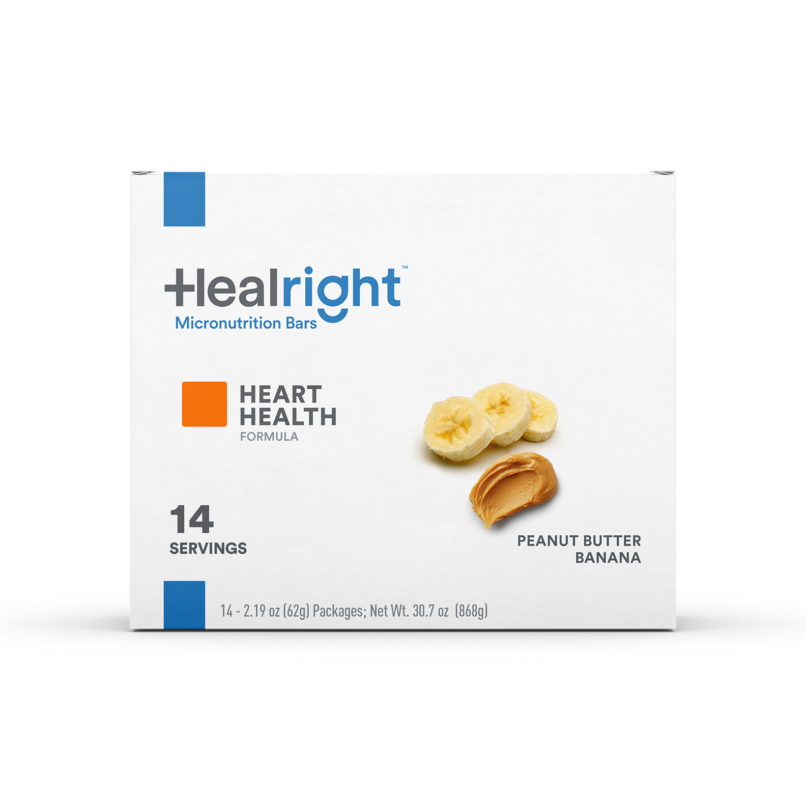 50% Off Gut + Heart Health Daily with Peanut Butter & Banana flavor