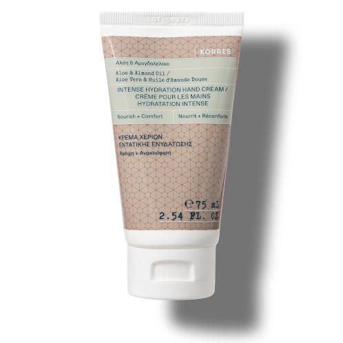 Aloe & Almond Oil Intensiv Feuchtigkeitsspendende Handcreme