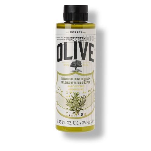 Korres Set Pure Greek Olive & Olive Blossom Körperpflege-Set 4