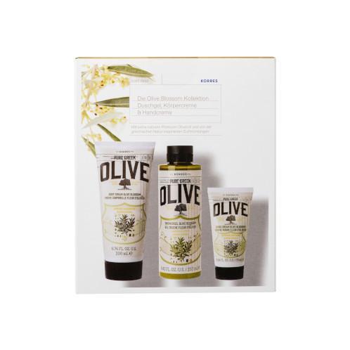 Pure Greek Olive & Olive Blossom Körperpflege-Set Thumbnail