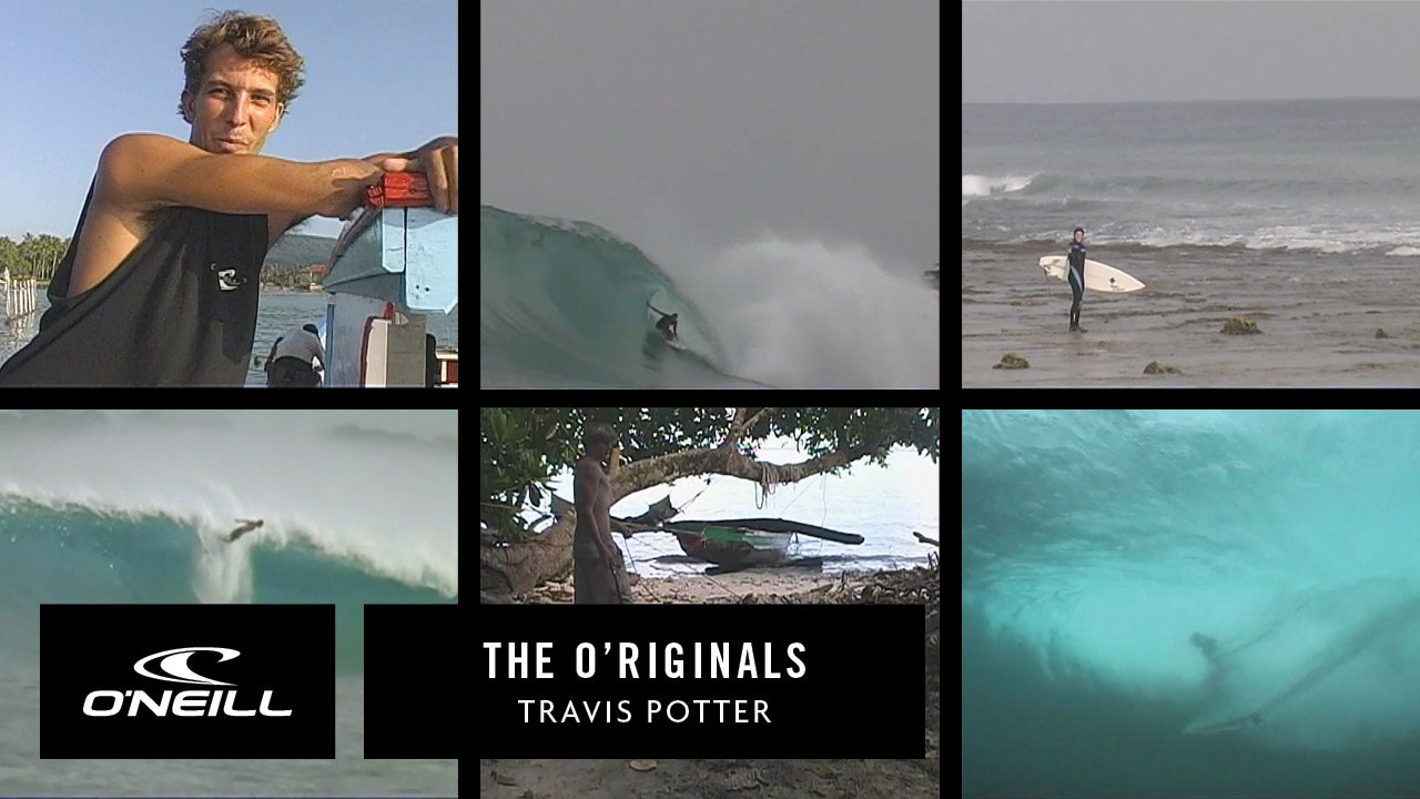 THE O'RIGINALS: TRAVIS POTTER