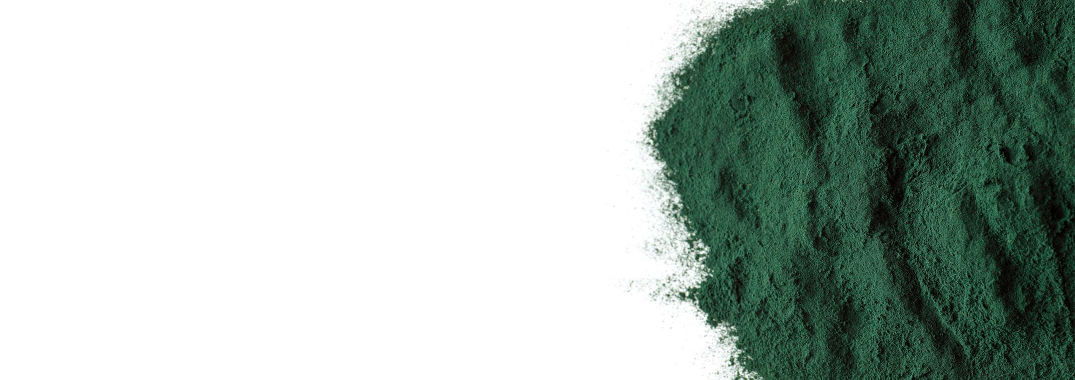 27 Rosiers Spirulina hero