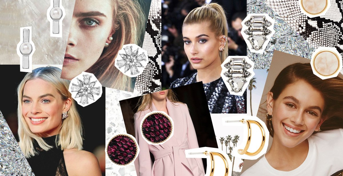 Stud Earrings - The Perfect Accessory for Dressing Up or Down