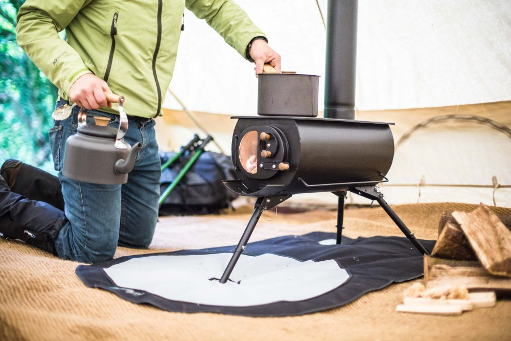 SHOP STOVES FOR TIPIS