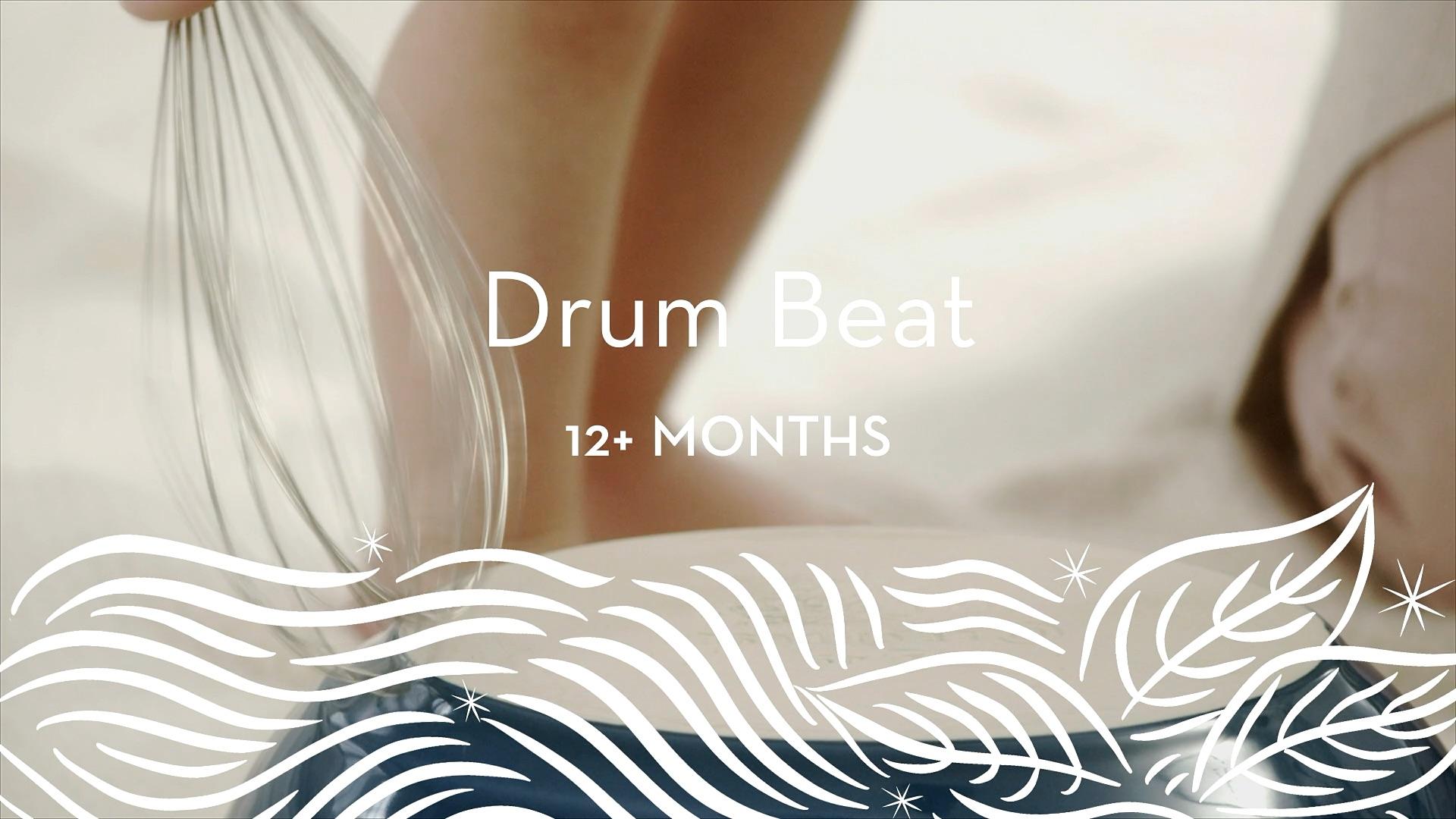12+ | Drum Beat
