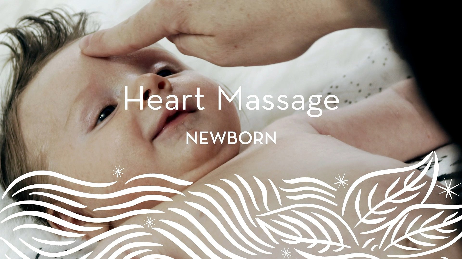 Newborn | Heart Massage