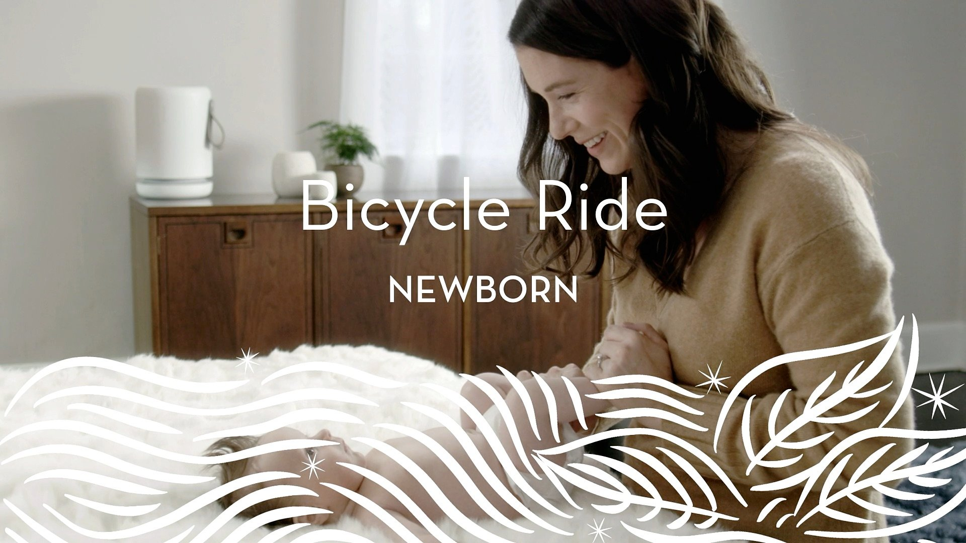 Newborn | Bicycle Ride
