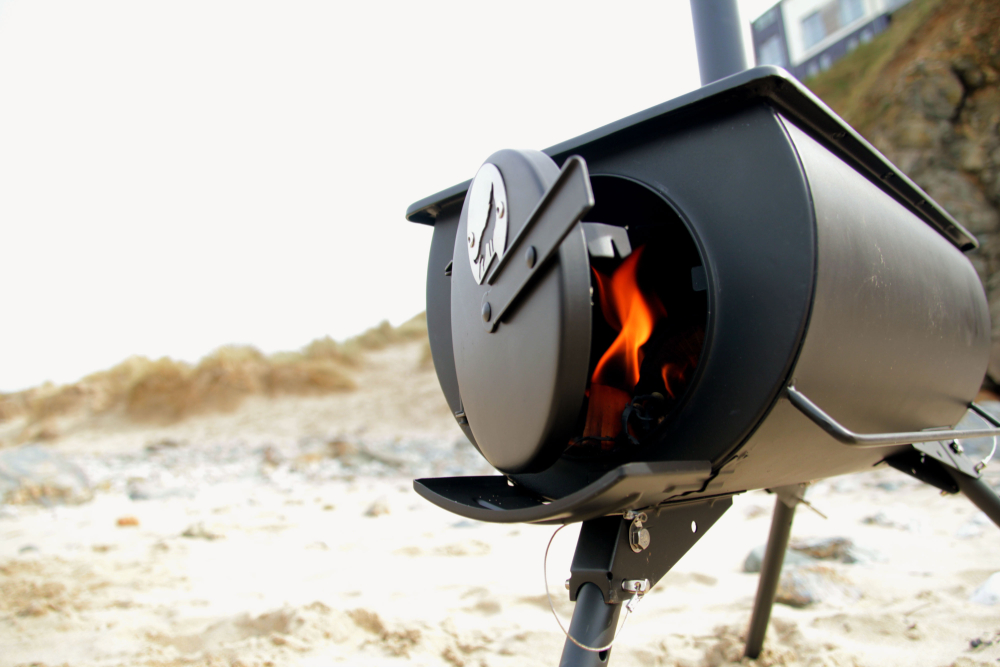 SHOP OUTDOOR STOVES