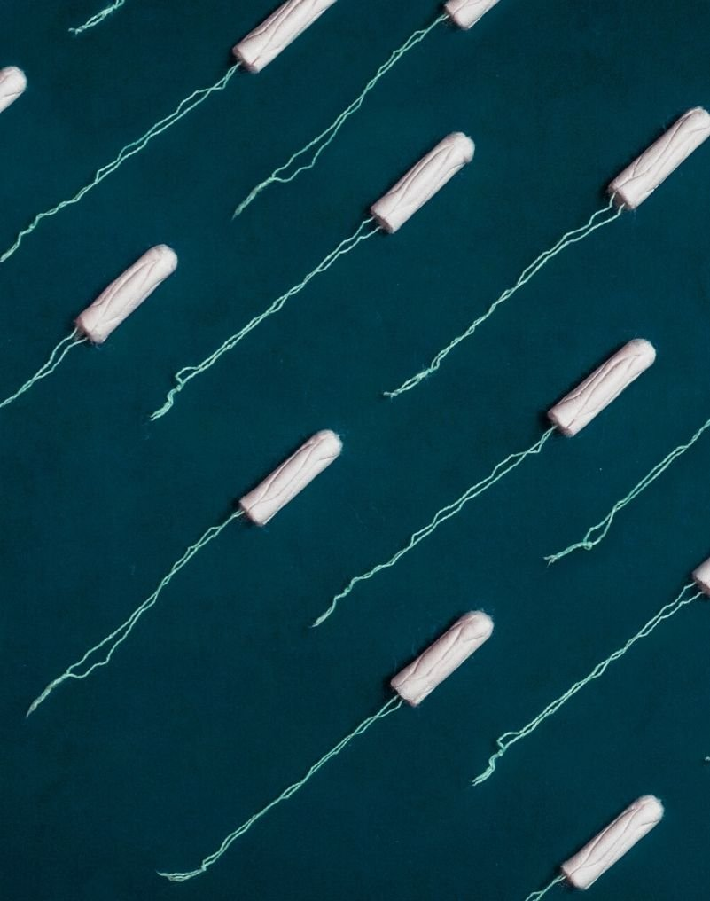 How are Tampons Used?
