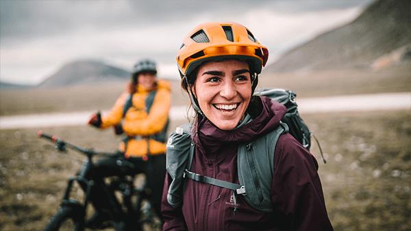 Salomon and Suunto $5000 Women's Adventure Film Tour Grant