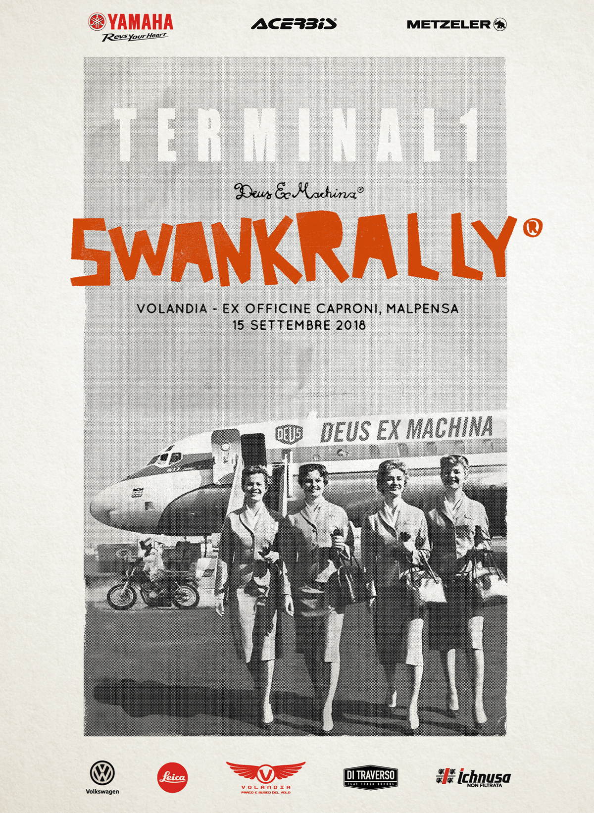 Deus Swank Rally Terminal 1