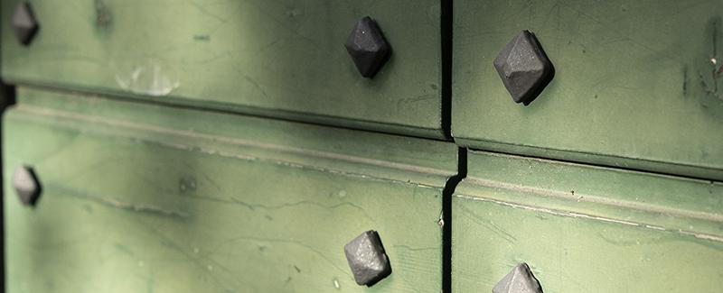 Pyramid Door & Upholstery Studs