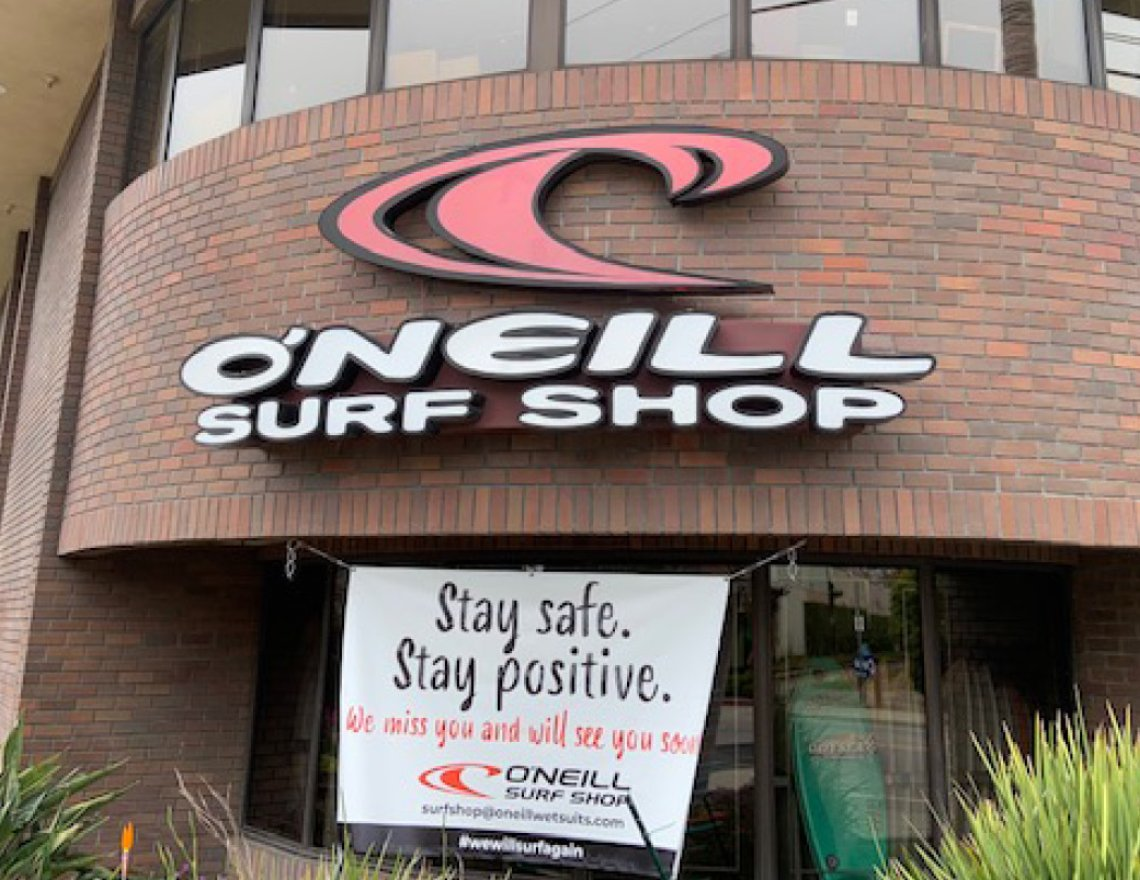 #WEWILLSURFAGAIN | SUPPORT YOUR LOCAL SURF SHOP