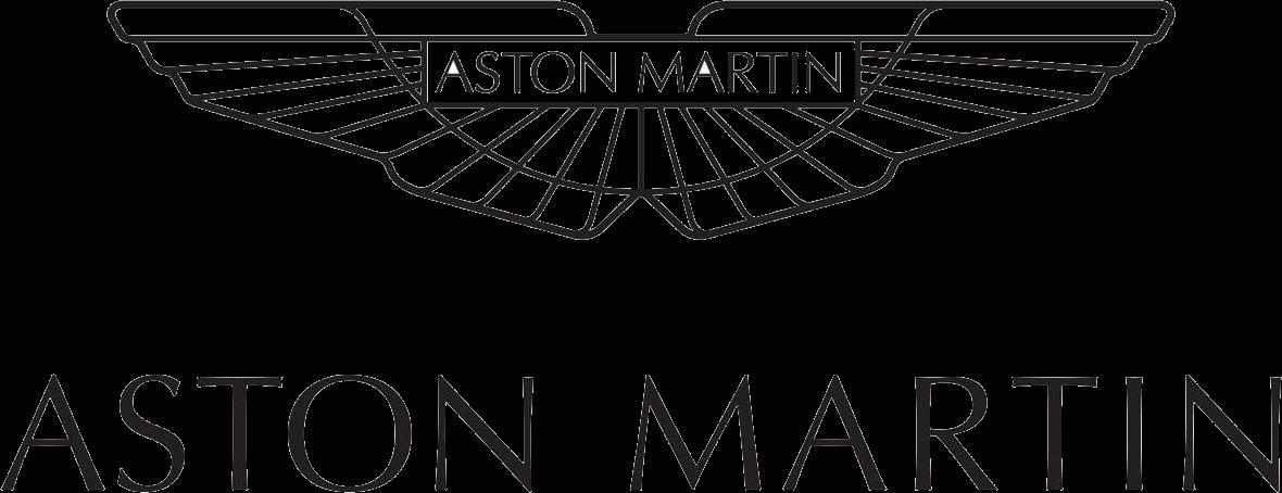 Aston Martin Volante manufacturer logo