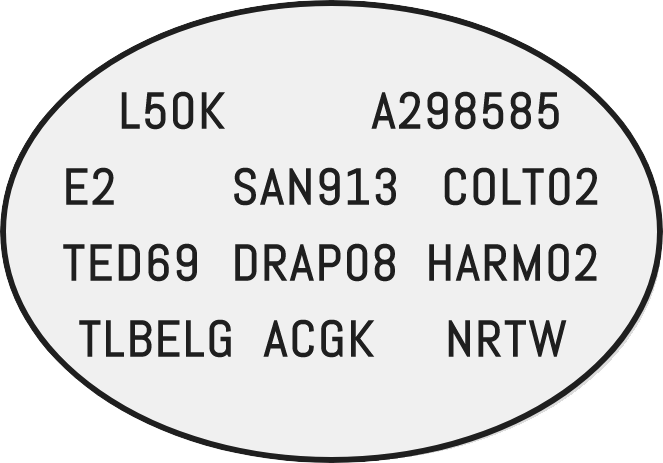 color code image