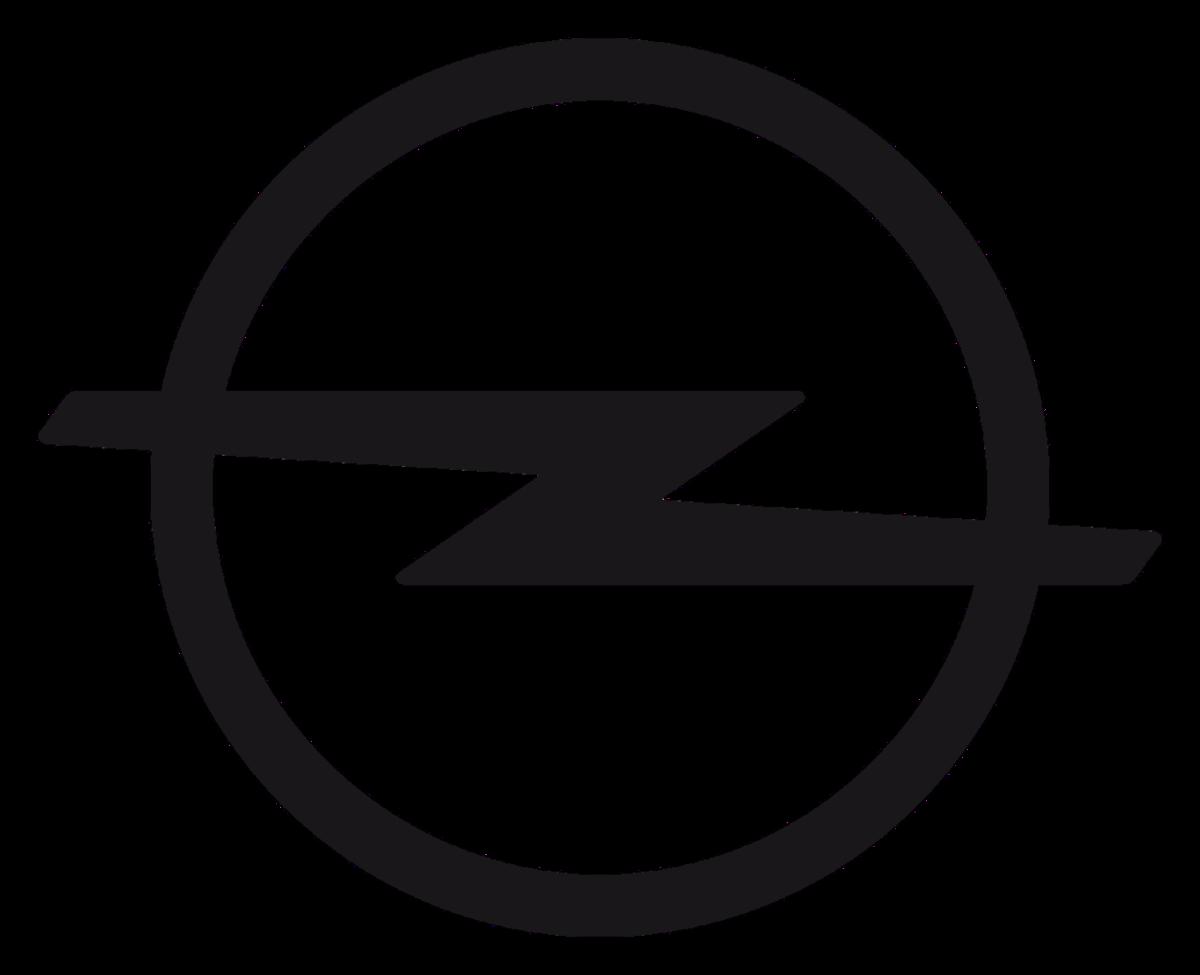 Opel Omega manufacturer logo