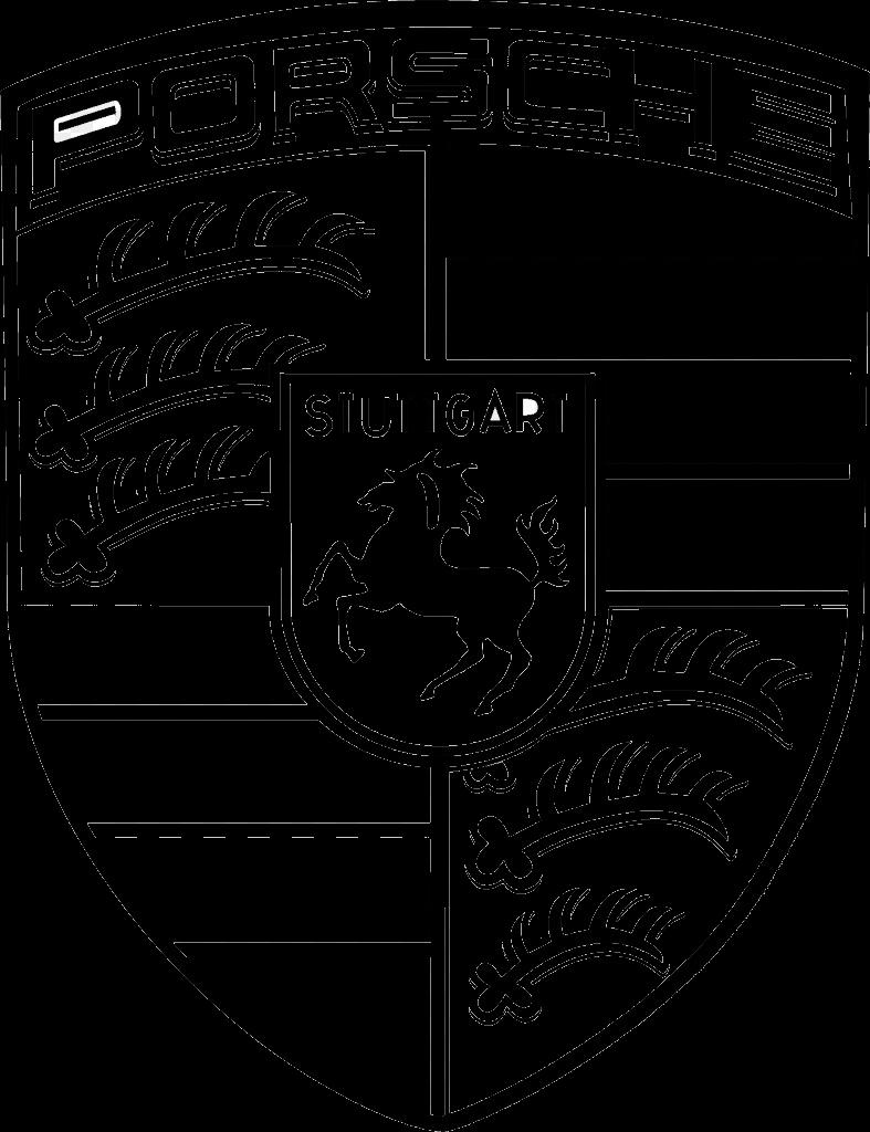 Porsche manufacturer logo