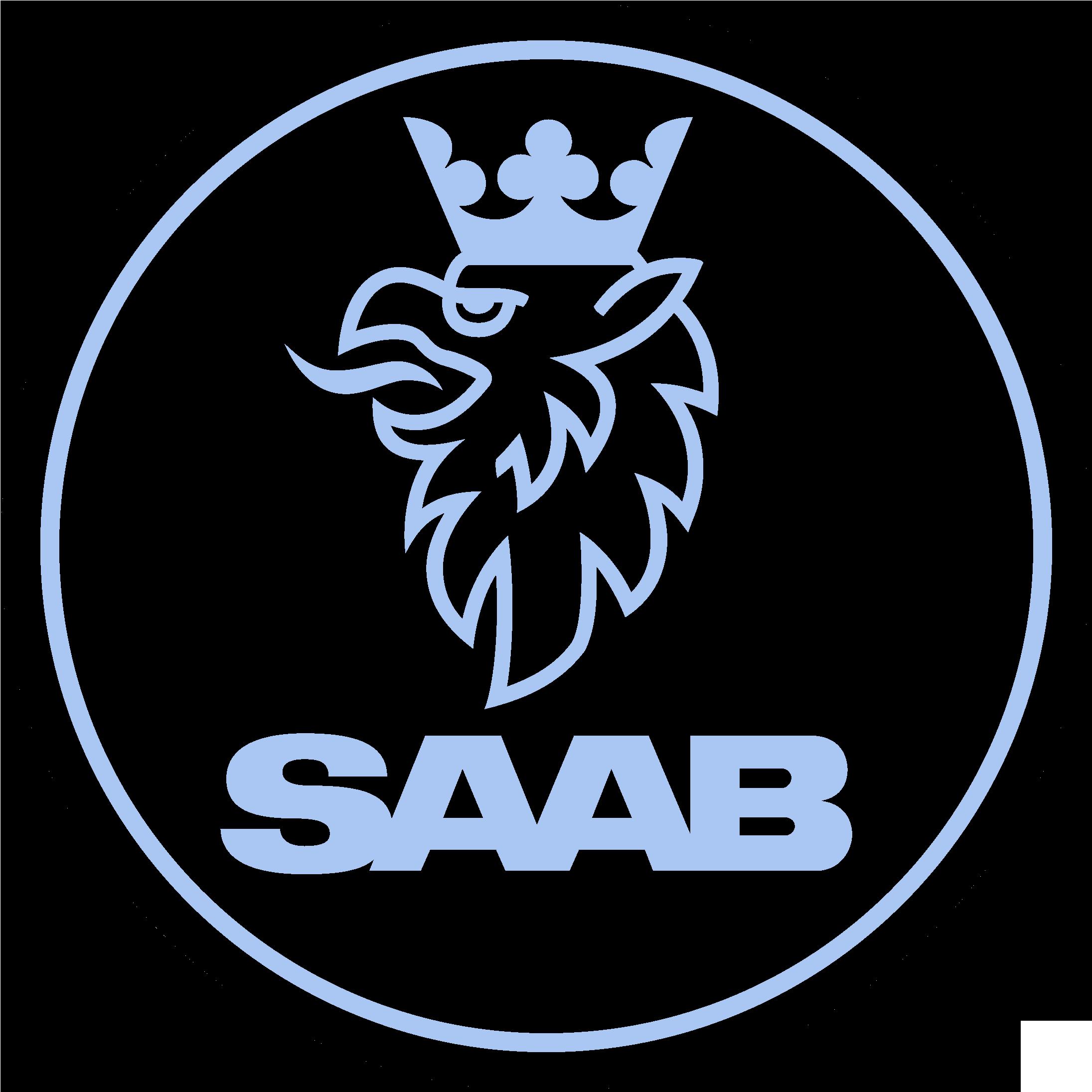 Saab 90 manufacturer logo