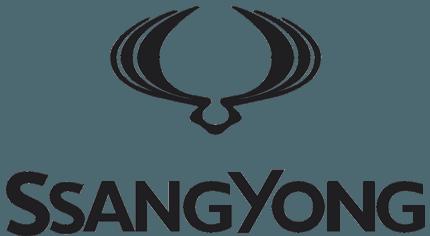 Ssang Yong manufacturer logo