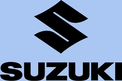 Suzuki manufacturer logo
