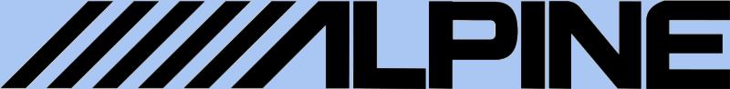 Alpine Car manufacturer logo