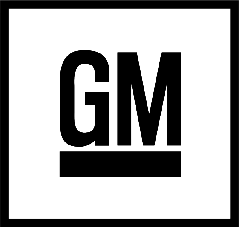 General Motors MERIVA manufacturer logo
