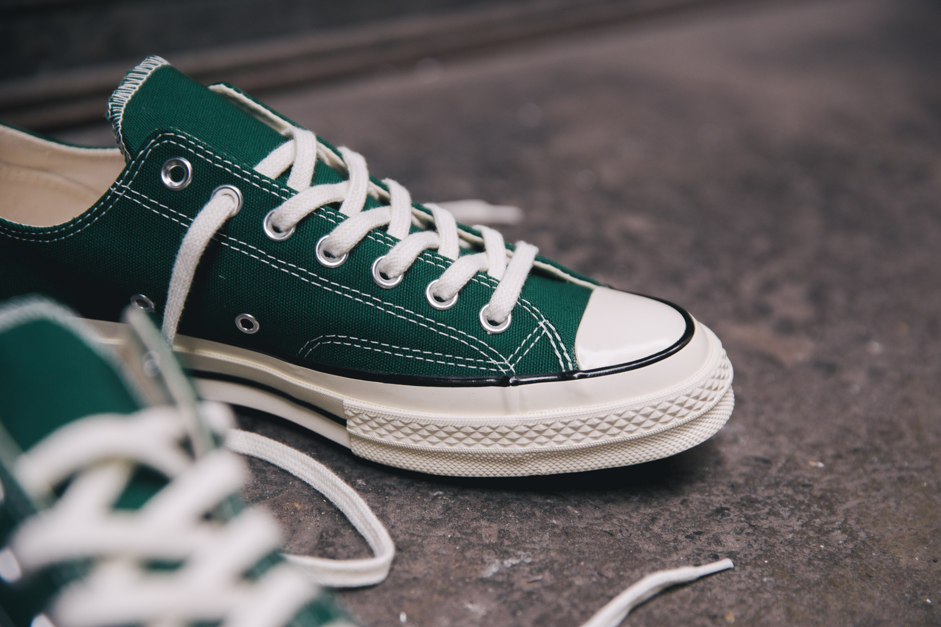 binario regular sangre  Converse 70's Chuck Taylor Midnight Clover 'Vintage Canvas'– Up There
