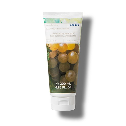 Korres DEEP HYDRATION Santorini Vine-Grape Body Smoothing Milk
