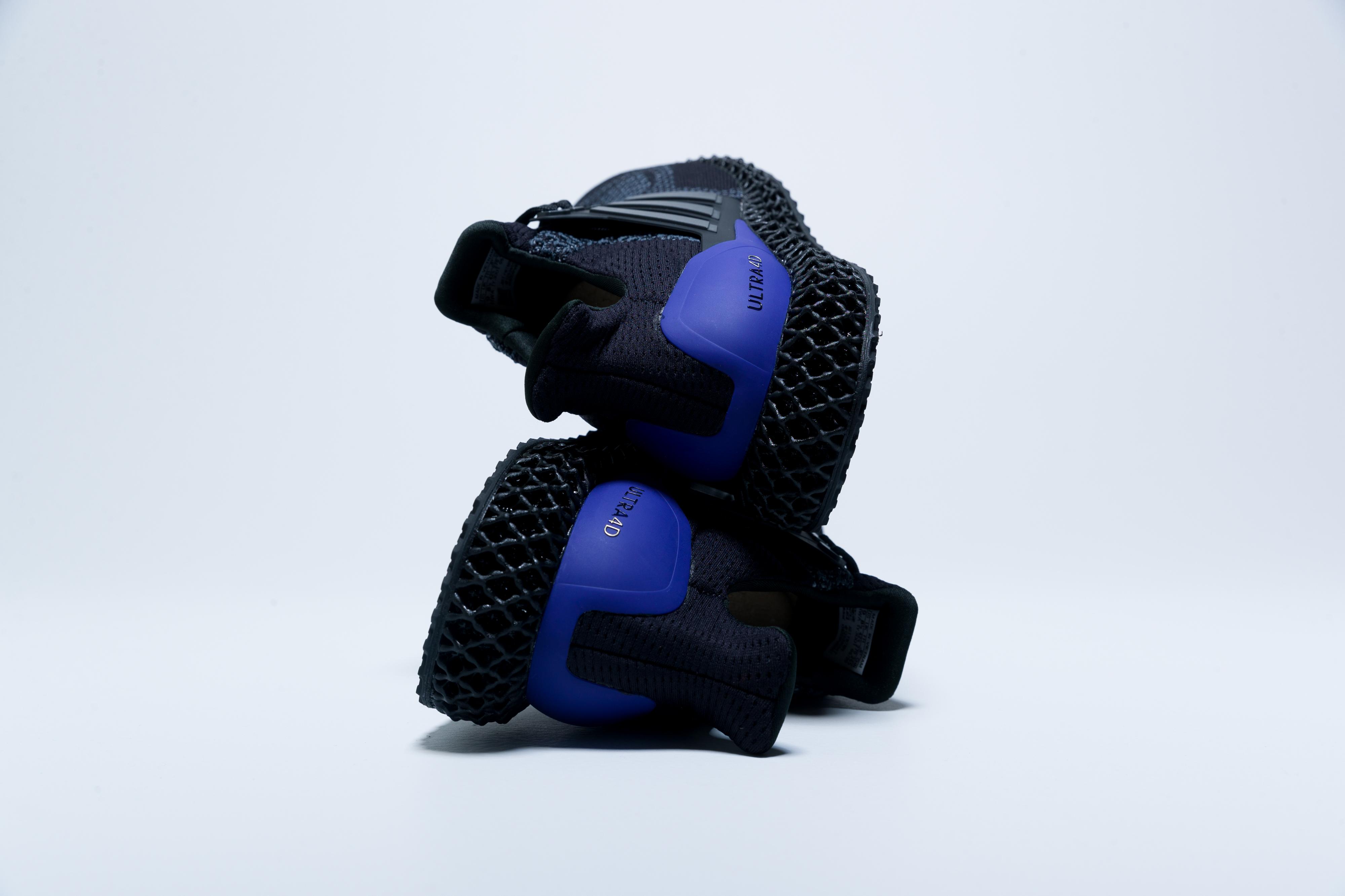 adidas Originals Ultra4D - ultraBOOST 4D - Core Black