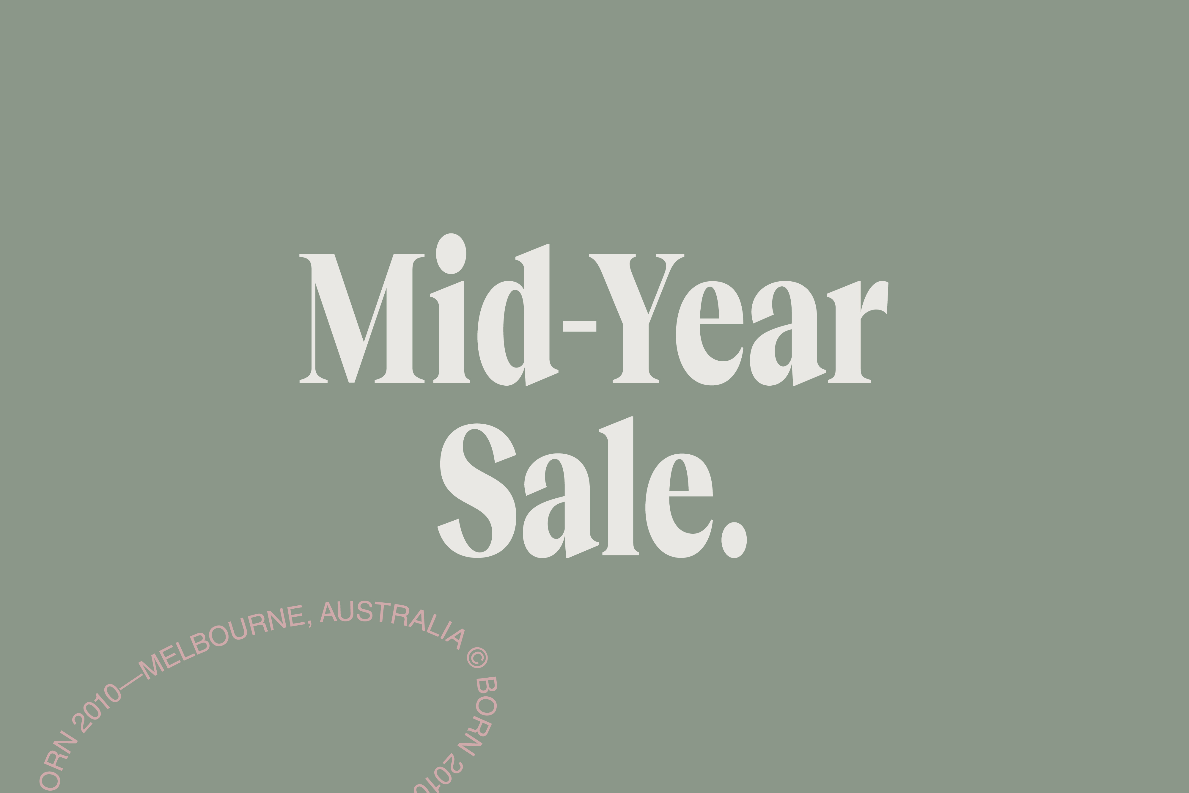 Up There Mid-Year Sale!