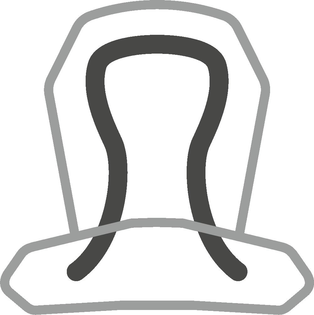 Round Profile Frame -Deuter