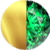 Gold | Emerald Swatch