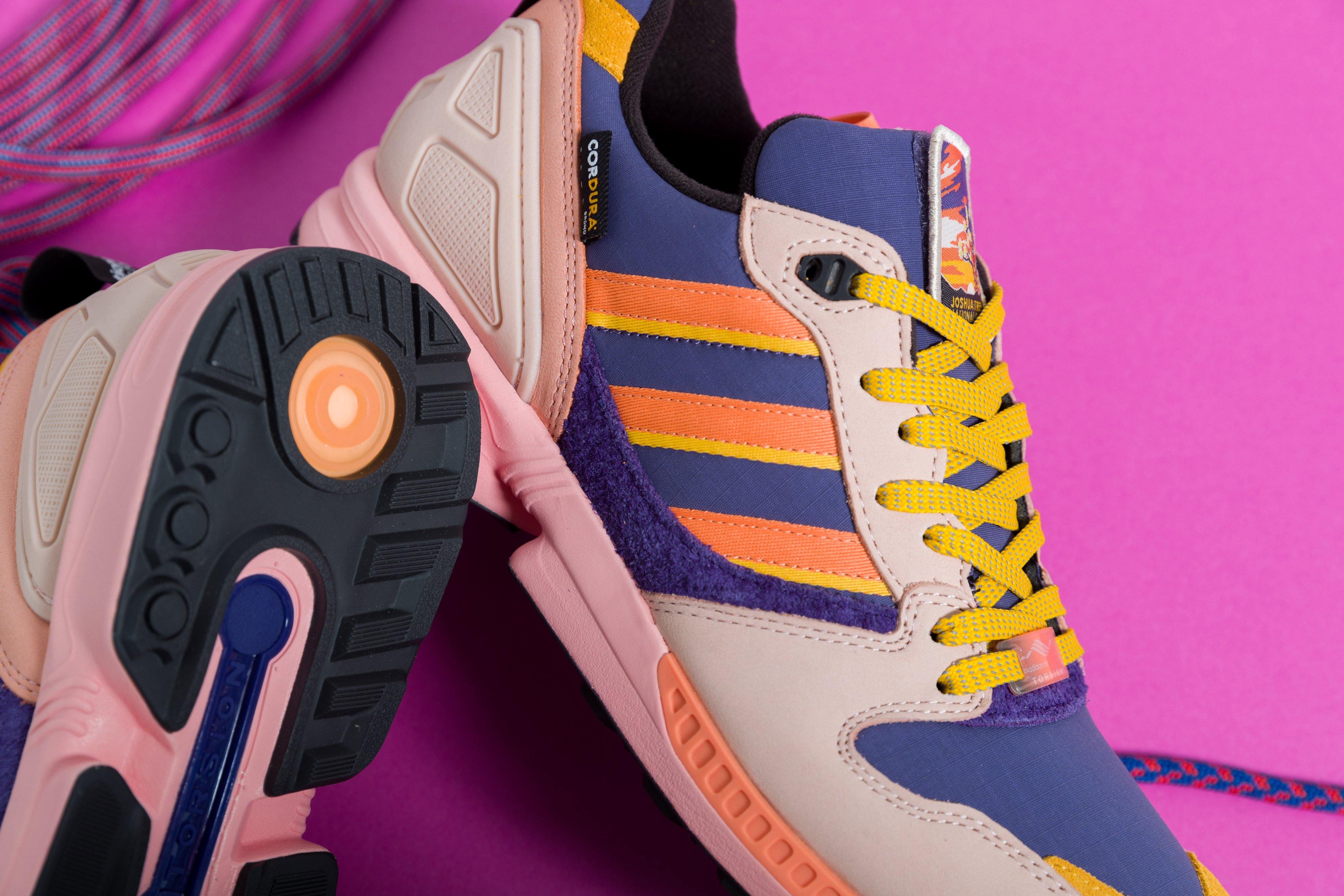 N Is For National Park Foundation (Joshua Tree): adidas Originals A-ZX ZX 5000