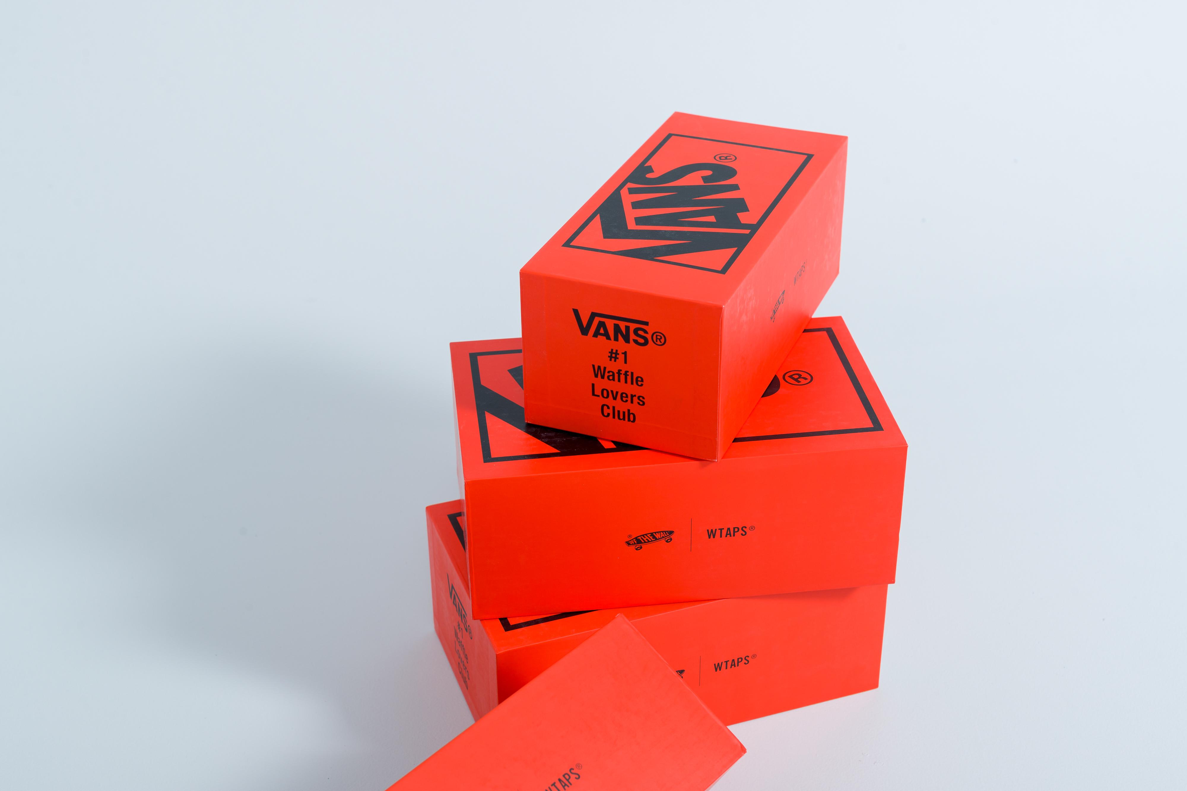 Vans Vault X WTAPS 'GPS' Collection