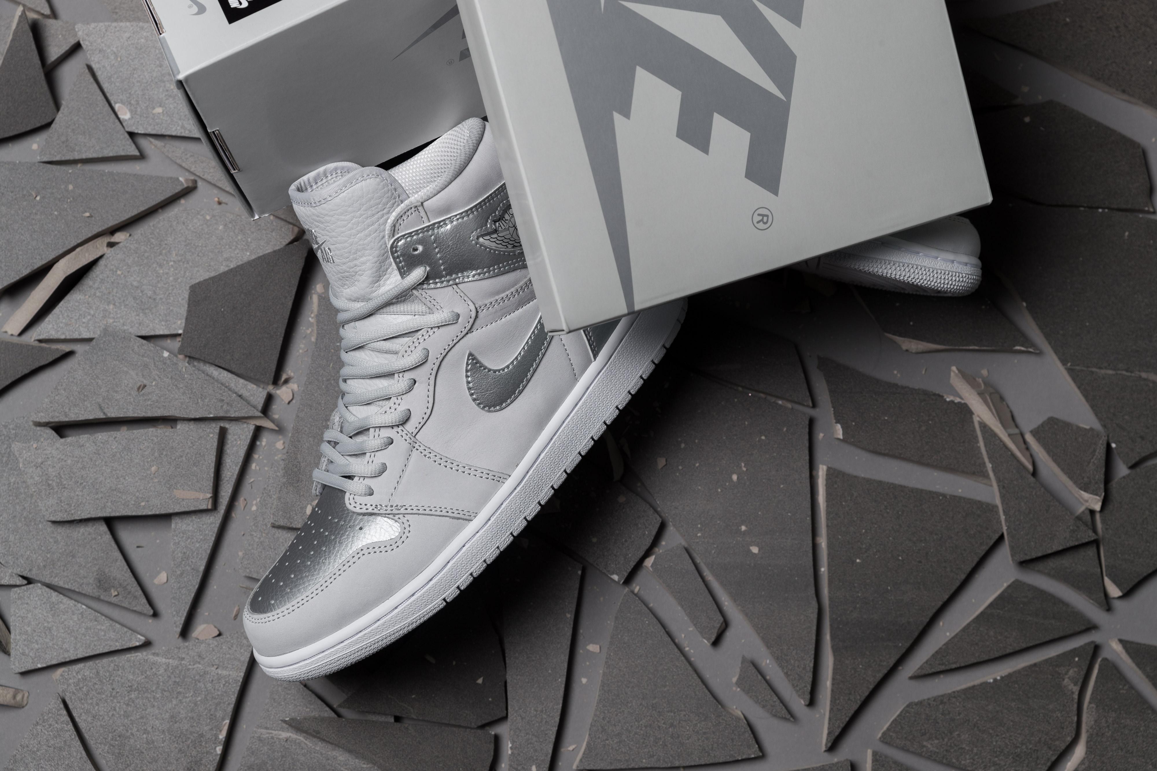 Launches - Nike Air Jordan 1 CO.JP 'Tokyo'