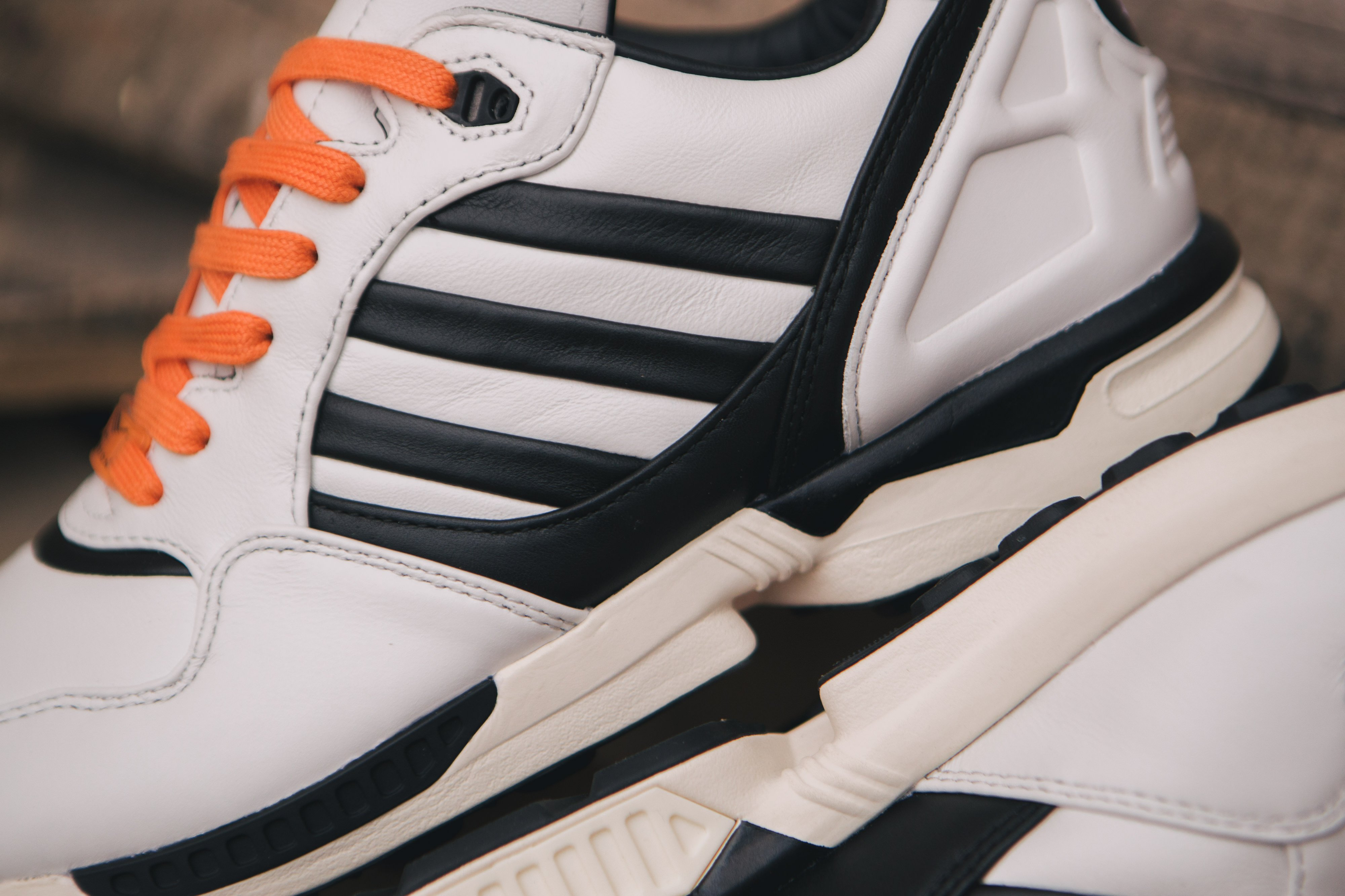 J Is For Juventus: Adidas Originals A-ZX ZX 6000