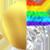 Gold|White Diamondettes|Rainbow Diamondettes Swatch