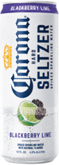 Corona Blackberry Seltzer Can