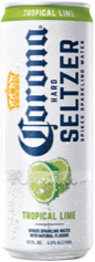 Corona Lime Seltzer Can