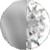 Silver / White Diamondettes Swatch